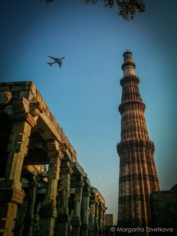 Кутаб Минар, Делхи - най-високата кула в Индия
