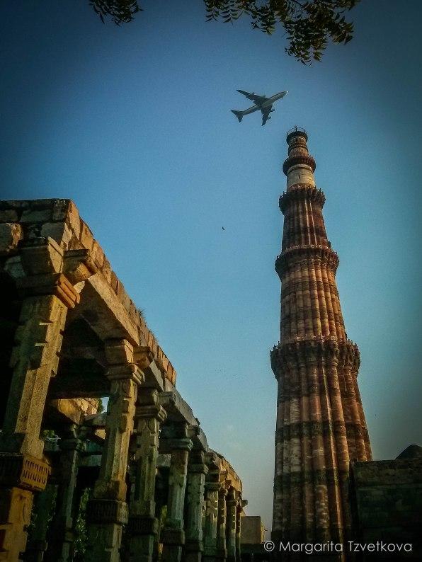 Кутаб Минар, Делхи- най-високата кула в Индия